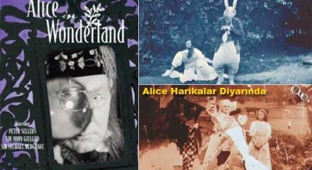 Alice in Wonderland (1903) [SESSİZ FİLM]