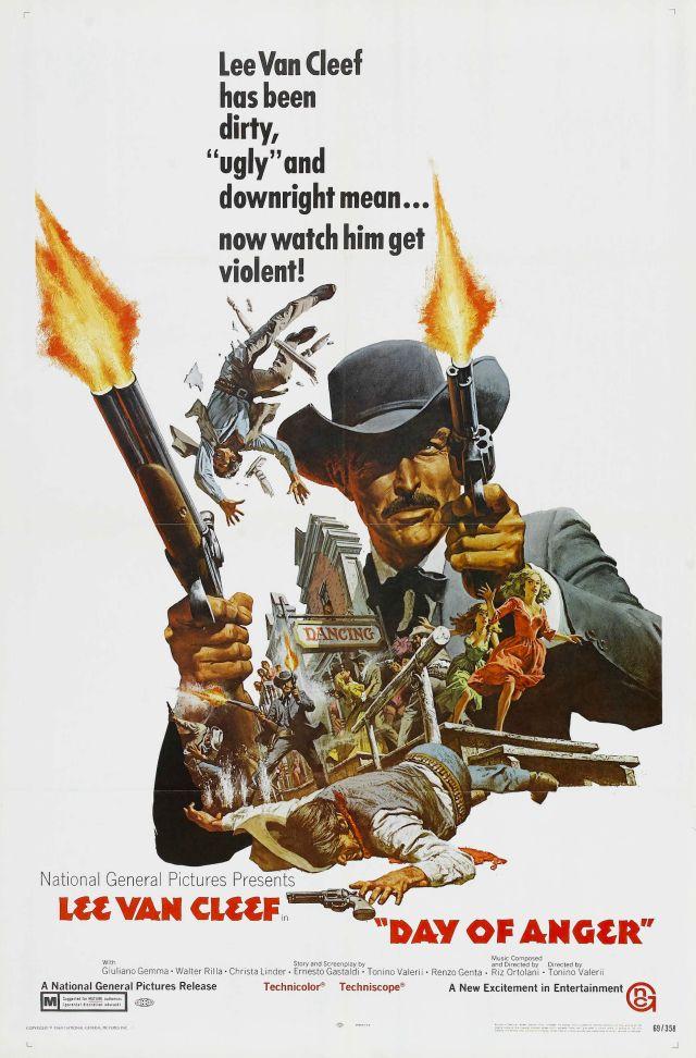I giorni dell'ira (1967)  filminin afişi