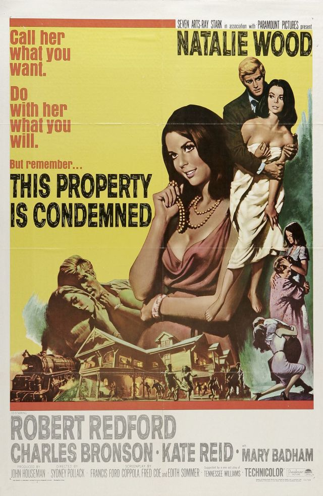This Property Is Condemned (1966) filminin afışı